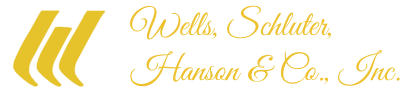 Wells, Schluter, Hanson and Co., Inc.